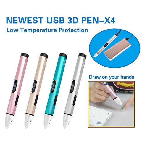 Artfinite - Professional Low Temperature 3D Art Pen