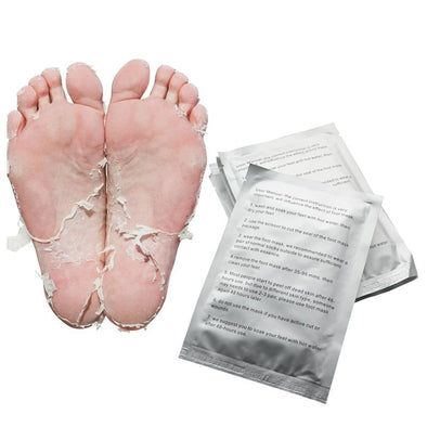 Feet Exfoliating Foot Mask (6 Pieces)