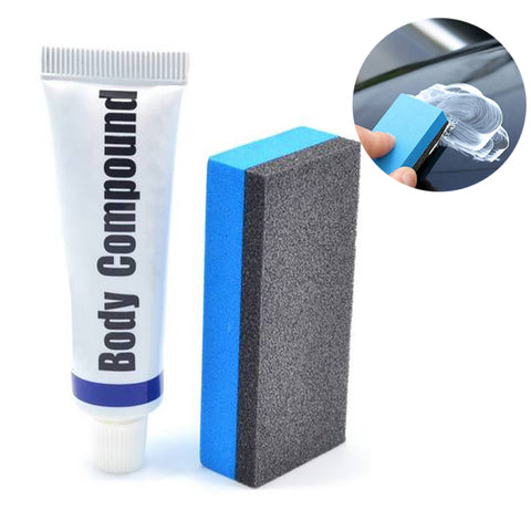 Car Body Scratch Remover - Unline Wax