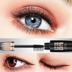 LongCara - Flexible 4D Silk Fiber Mascara