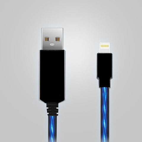 LED Glowing Charging Cable