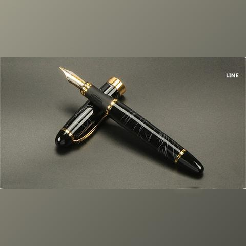 Custom Engraved Executive Fountain Pen
