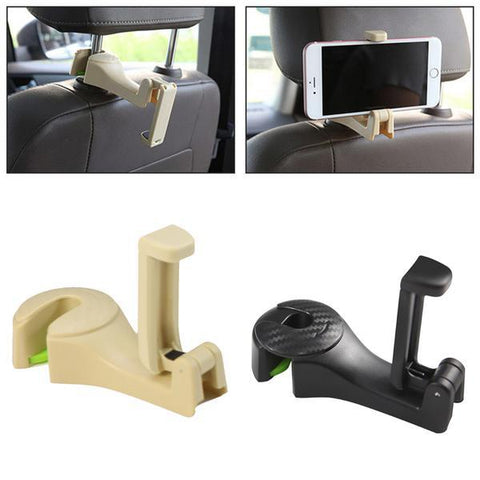 PowerHold Car Back Seat Hook