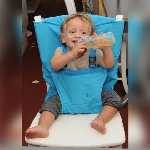 Portable Baby Chair Safety Strap