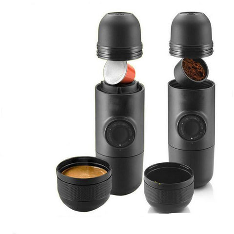 Portesso - Portable Coffee Maker