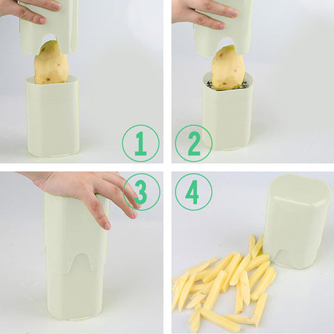 Portable Potato Cutter - Potacut
