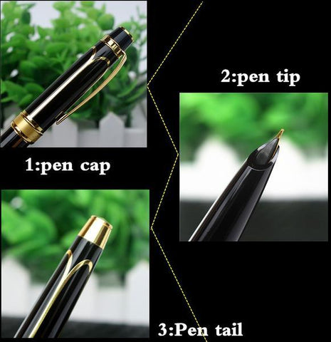 Custom Engraved Magnificent Fountain Pen