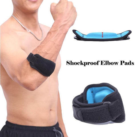 ShockPad - Ultimate Shockproof Elbow Pads