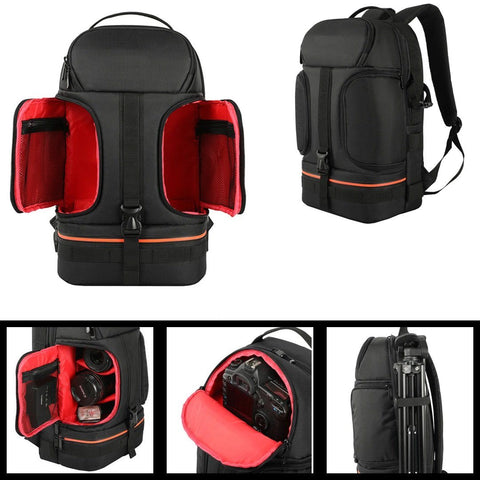 ShutterBack - Professional Camera Backpack