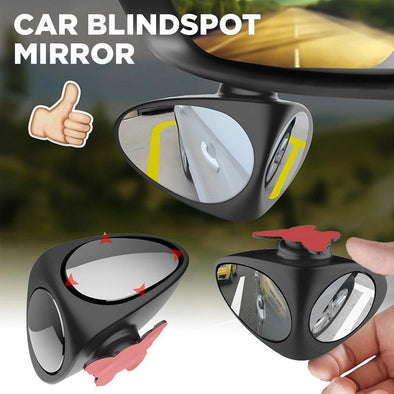 SightWing - Car Blindspot Mirror
