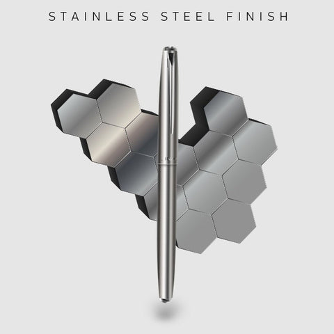 Stainless Steel Fountain Pen