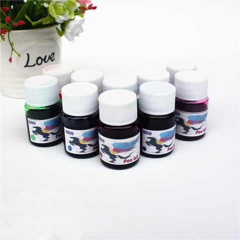 Bottled Fountain Pen Ink
