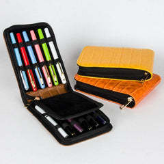 Executive Fountain Pen Bag