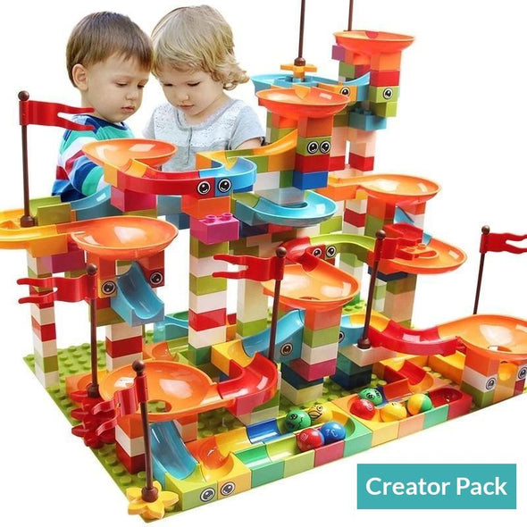 MarbleGo™ Marble Run STEM Toy Builder Set