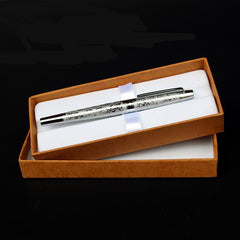 Noble Silver Fountain Pen