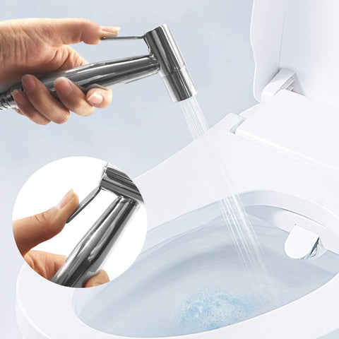 Aquashoot™ Premium Toilet Bidet Spray Kit