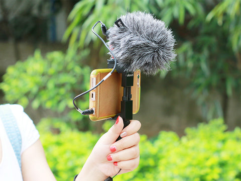 Universal Shotgun Video Microphone