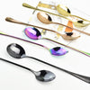 Image of Stainless Steel Rainbow Spoons