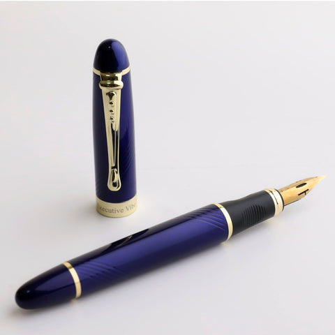 StoneGraph™ Executive Flexible Nib Fountain Pen
