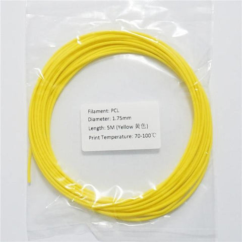 Premium PCL Filament Refill for D-Triart 3D Art Pen