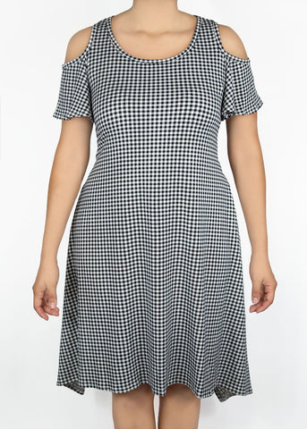 Azalea Dress - Gingham