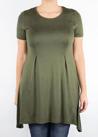 Sunflower Tunic - Olive