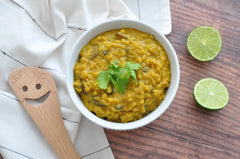 Vegan Red Lentil Curry