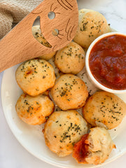 Stuffed Pizza Bites