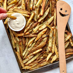 The BEST Homemade Truffle Fries