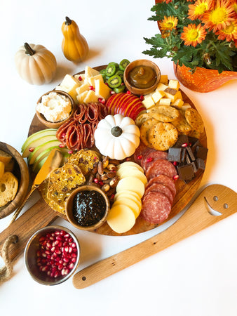 Fall Charcuterie Snack Board