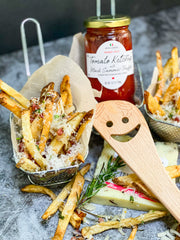 Tripple Threat Truffle Fries