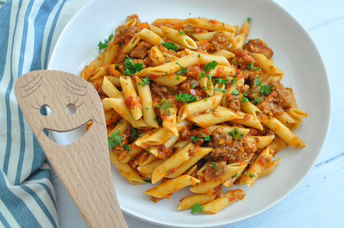 Hot Pepper Bolognese