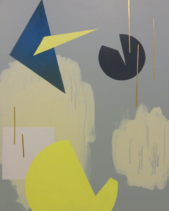 grey yellow gold collage
