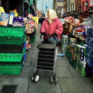 Meath Street Trolley by Lorcan Finnegan