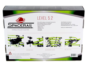 SpaceRail Glow in the Dark 30,000mm Rail Level 5.2