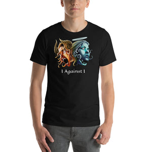 I against I - Twisted Demon Art Shirts