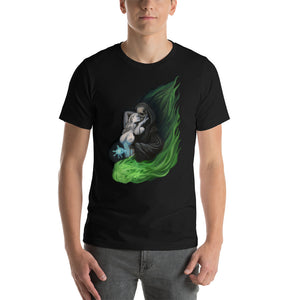 Death's Loving Touch - Twisted Demon Art Shirts