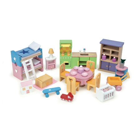 Doll Furniture Set A (Furniture Set)