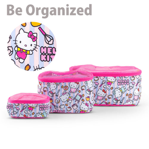Hello Kitty Bakery × JUJUBE Be Organized(ビーオーガナイズド)