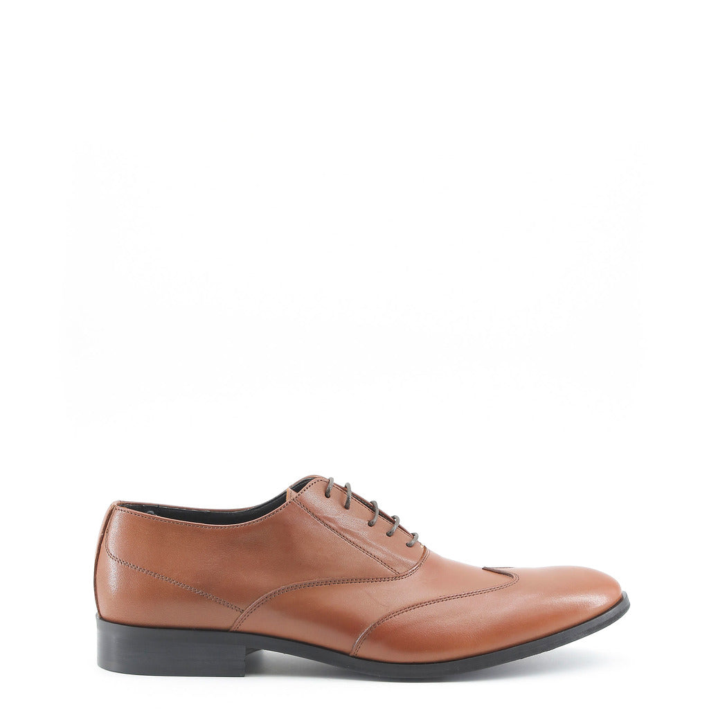 Made in Italia Made in Italia - ISAIE Brand_Made in Italia, Category_Shoes, Color_Brown, Gender_Men, Season_All Year, Subcategory_Lace up Shoes Lace up 8050750226184 Threesixty Clothing