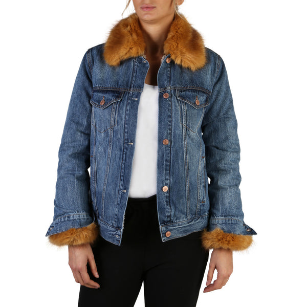 Guess Guess - W84L79 Brand_Guess, Category_Clothing, Color_Blue, Gender_Women, Season_Fall/Winter, Subcategory_Jackets Clothing Jackets 7613395668545 Threesixty Clothing