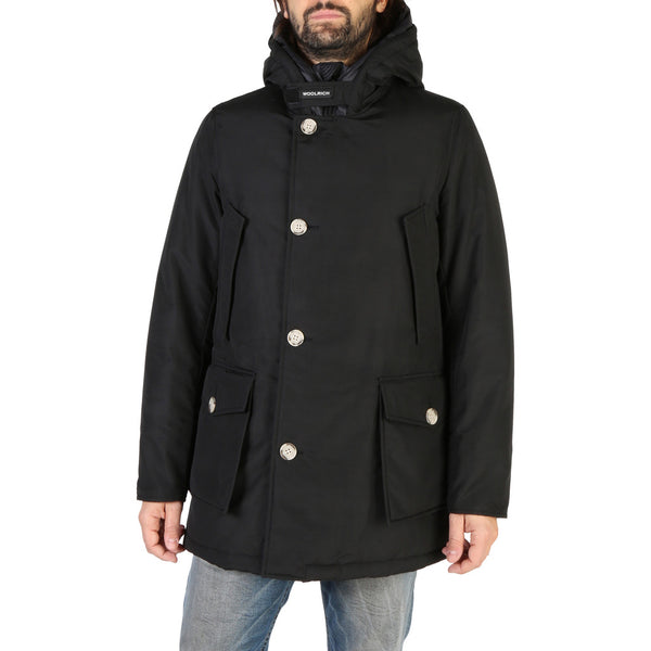 Woolrich Woolrich - WOCPS2882 Brand_Woolrich, Category_Clothing, Color_Black, Gender_Men, Season_Fall/Winter, Subcategory_Jackets Clothing Jackets 8058321991738 Threesixty Clothing