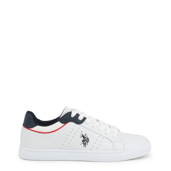 U.S. Polo Assn. U.S. Polo Assn. - CURTY4244S0_Y1 Brand_U.S. Polo Assn., Category_Shoes, Color_White, Gender_Men, Season_Spring/Summer, Subcategory_Sneakers Shoes Sneakers 8055197148297 Threesixty Clothing