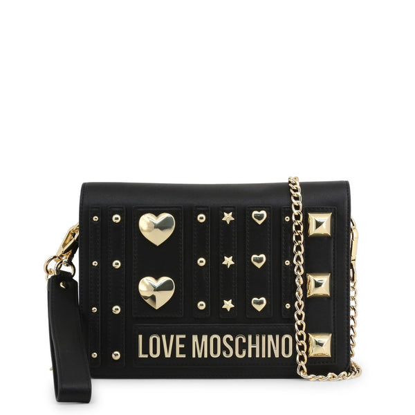 Love Moschino Love Moschino - JC4242PP08KF Brand_Love Moschino, Category_Bags, Color_Black, Gender_Women, Season_Fall/Winter, Subcategory_Clutch bags Bags Clutch bags 8059610660786 Threesixty Clothing