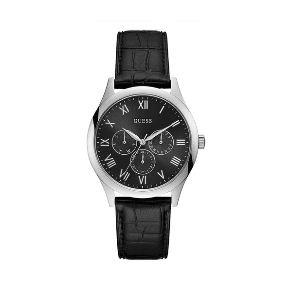 Guess Guess - W1130 Brand_Guess, Category_Accessories, Color_Black, Gender_Men, Season_All Year, Subcategory_Watches Accessories Watches 091661485428 Threesixty Clothing