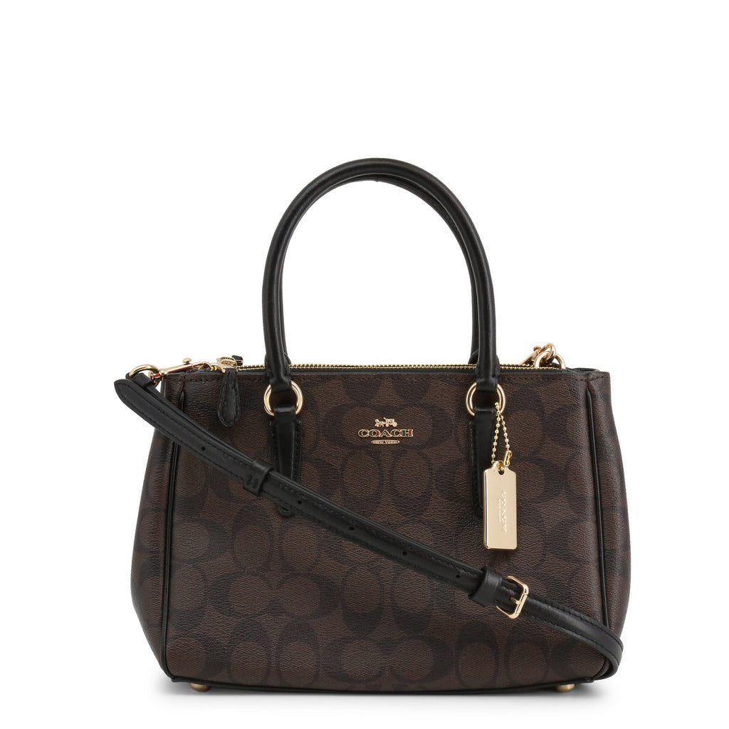 Coach Coach - F67027 Brand_Coach, Category_Bags, Color_Brown, Gender_Women, Season_All Year, Subcategory_Handbags Bags Handbags 192643595965 Threesixty Clothing