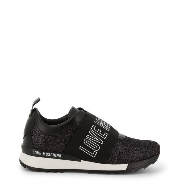 Love Moschino Love Moschino - JA15742G08JN Brand_Love Moschino, Category_Shoes, Color_Black, Gender_Women, Season_Fall/Winter, Subcategory_Sneakers Shoes Sneakers 8054406013876 Threesixty Clothing