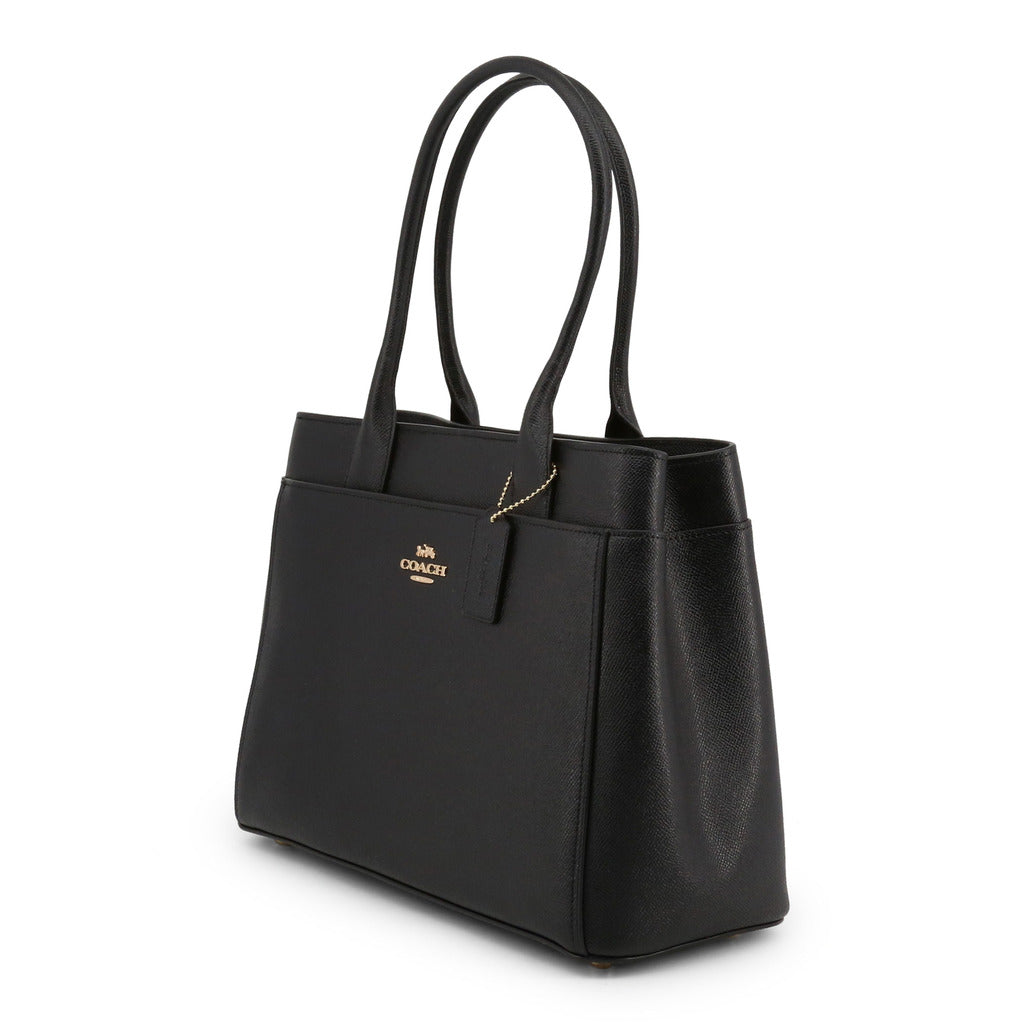 Coach Coach - F31474 Brand_Coach, Category_Bags, Color_Black, Gender_Women, Season_All Year, Subcategory_Shoulder bags Bags Shoulder bags 191202720091 Threesixty Clothing