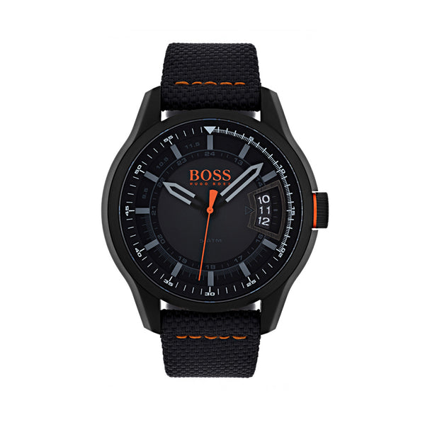 Hugo Boss Hugo Boss - 1550003 Brand_Hugo Boss, Category_Accessories, Color_Black, Gender_Men, Season_All Year, Subcategory_Watches Accessories Watches 7613272230889 Threesixty Clothing