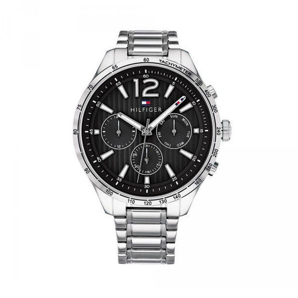 Tommy Hilfiger Tommy Hilfiger - 1791469 Brand_Tommy Hilfiger, Category_Accessories, Color_Grey, Gender_Men, Season_All Year, Subcategory_Watches Accessories Watches 7613272264372 Threesixty Clothing